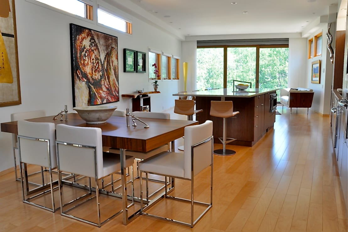5 canadian dining rooms we 39 d love to dine in for Q significa dining room