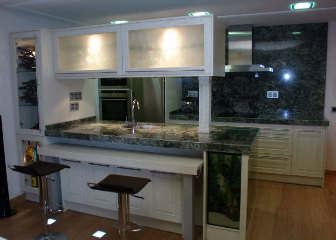 Muebles de cocina de modos hogar homify for Homify cocinas