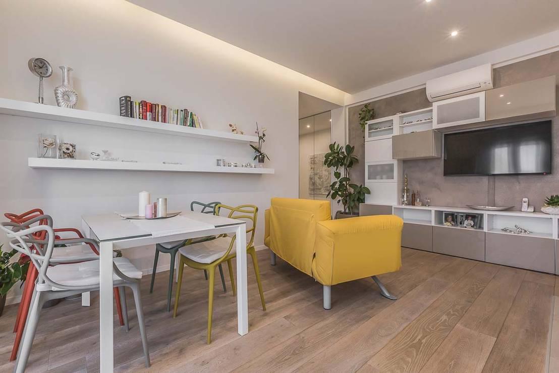 Facile ristrutturare ristrutturazione appartamento for Ristrutturare facile