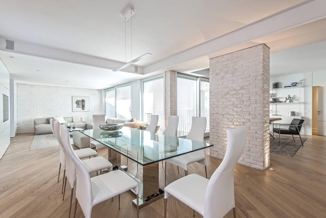 7 appartamenti da copiare se si vuole il massimo dallo for Soggiorni di design