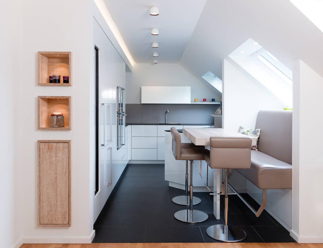 Kücheninsel Nach Mass ~ klocke möbelwerkstätte gmbh uc758 appartementküche nach maß homify