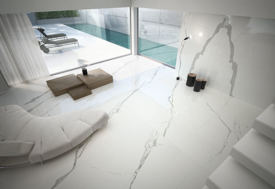 Maxfine Extra White Walls By Tile Supply Solutions Ltd
