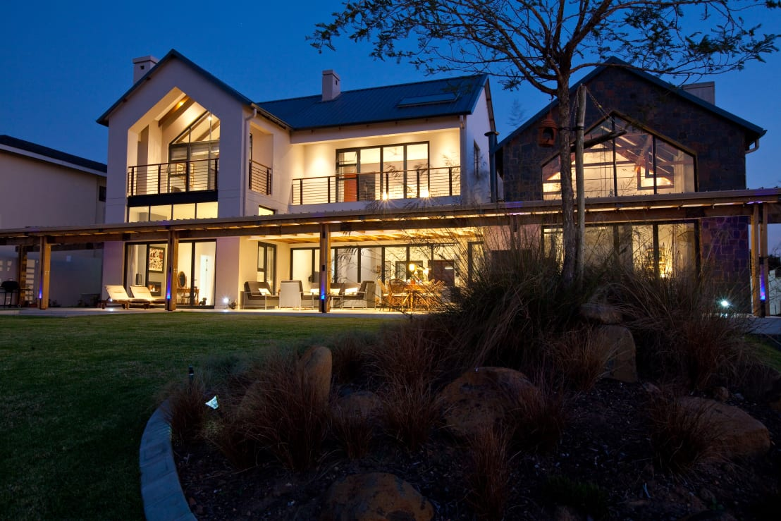The Most Beautiful House In Johannesburg