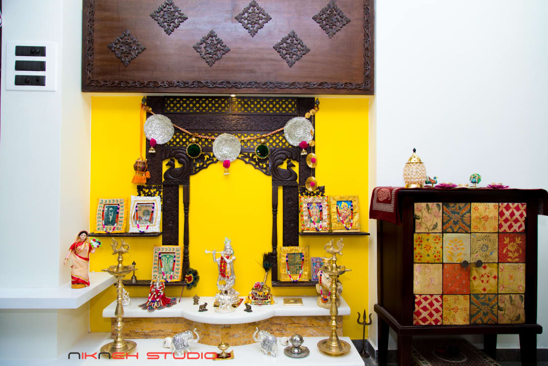 9 Pooja Rooms For A Small Home Part 43