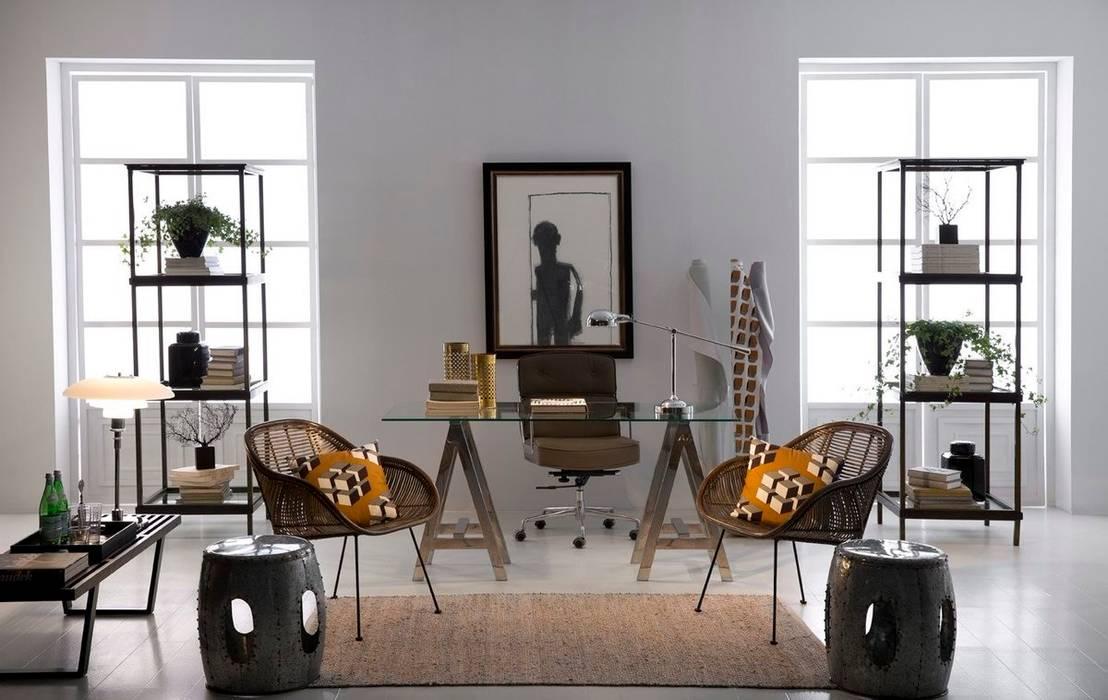 Decoracion de despachos good cmo decorar una oficina con for Decoracion de despachos