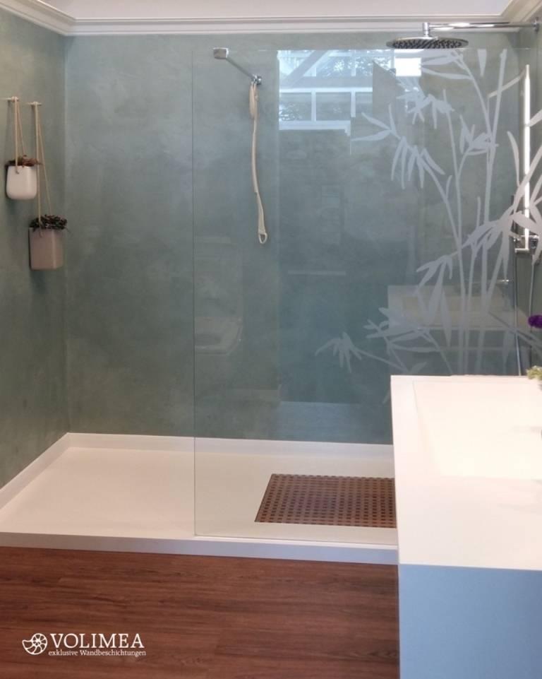 fugenloses bad und fugenlose dusche by volimea gmbh cie kg homify. Black Bedroom Furniture Sets. Home Design Ideas