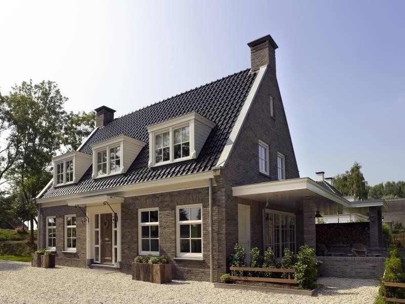 klassieke woning numansdorp door groothuisbouw emmeloord