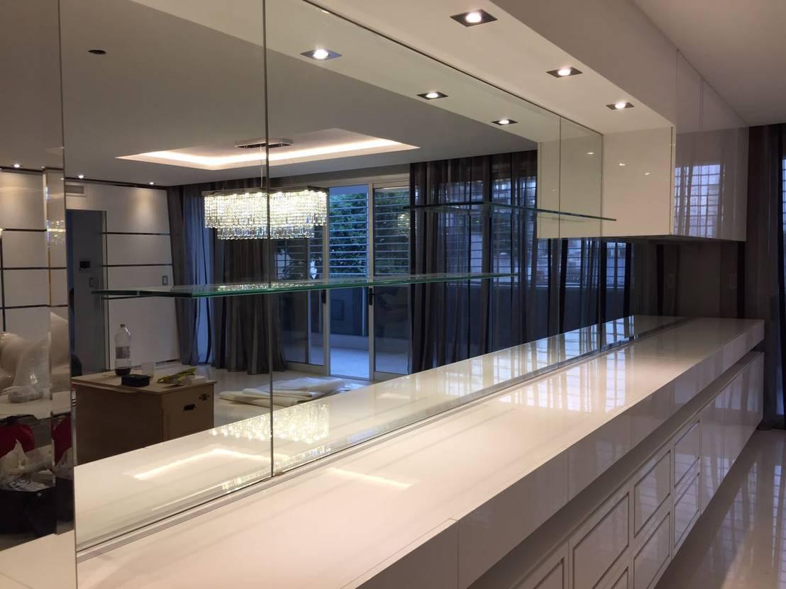 Proyecto integral de dise o interior moderno cliente for Integral diseno de interiores