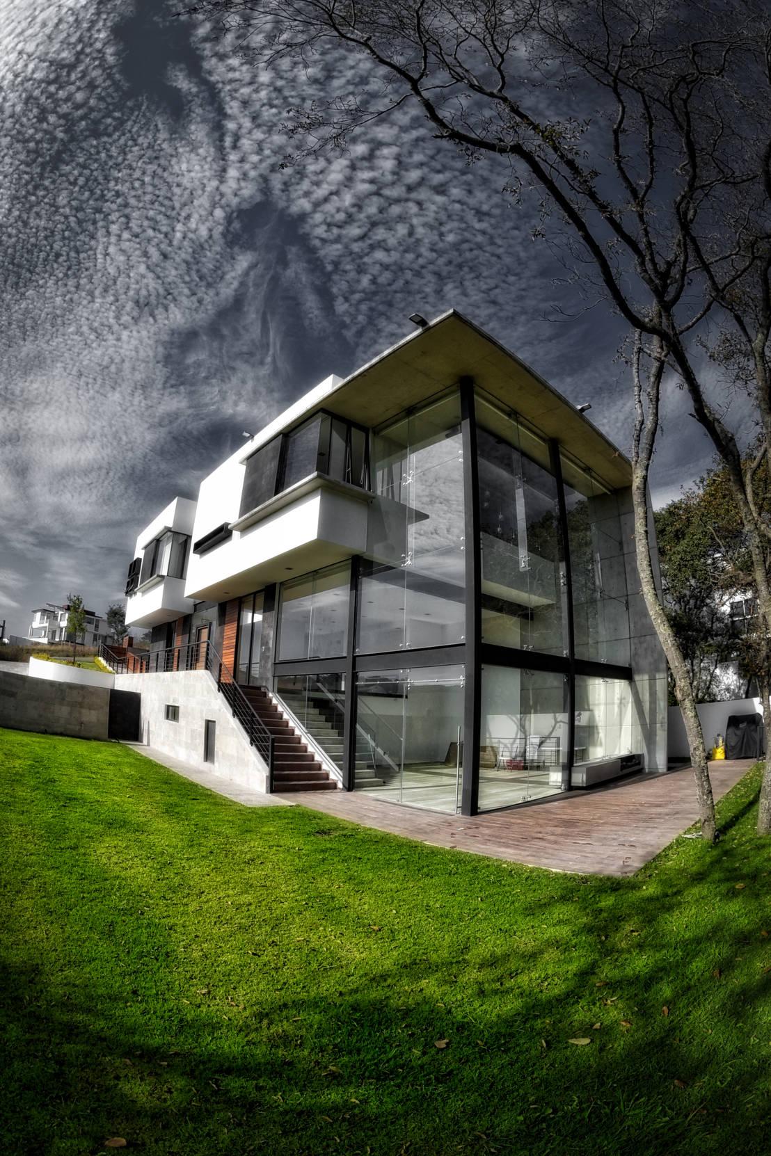 Casa Rs De Arqcubo Homify