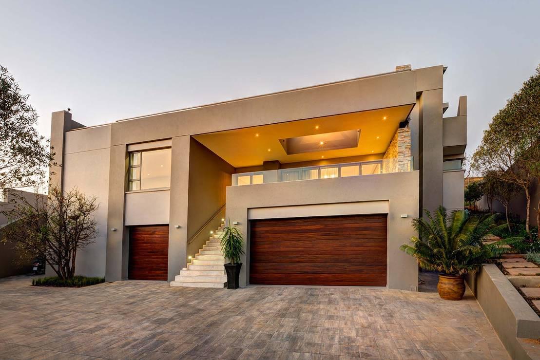 Die pretoria huis met super styl en spasie - Single bedroom house projects modern affordable dwellings ...