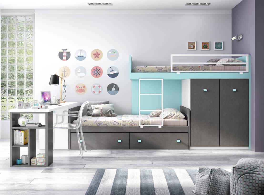 CREA Y DECORA MUEBLES: Muebles y accesorios en MADRID | homify