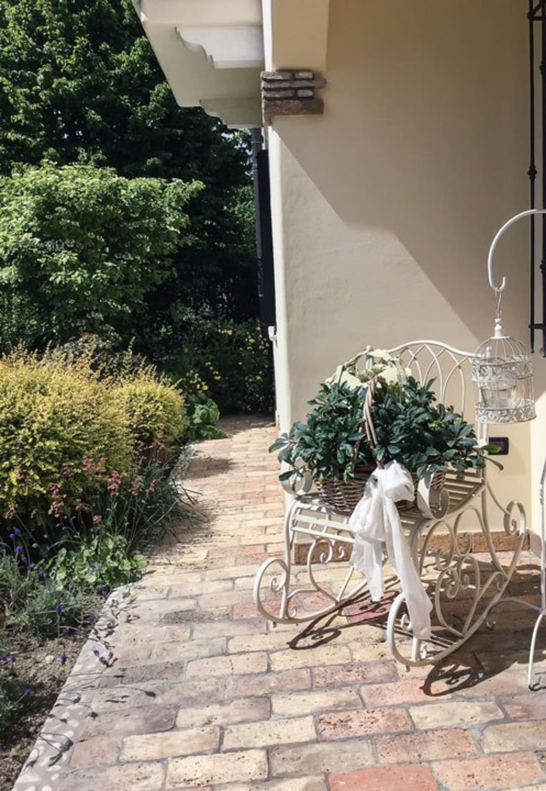 Casa country pordenone di casa stile interior design e for Casa di ranch stile artigiano