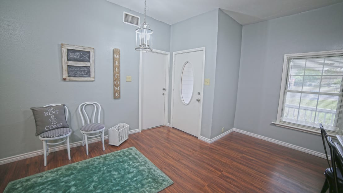 Te damos m s de 15 ideas para arreglar la entrada de tu casa for Ideas para arreglar tu casa