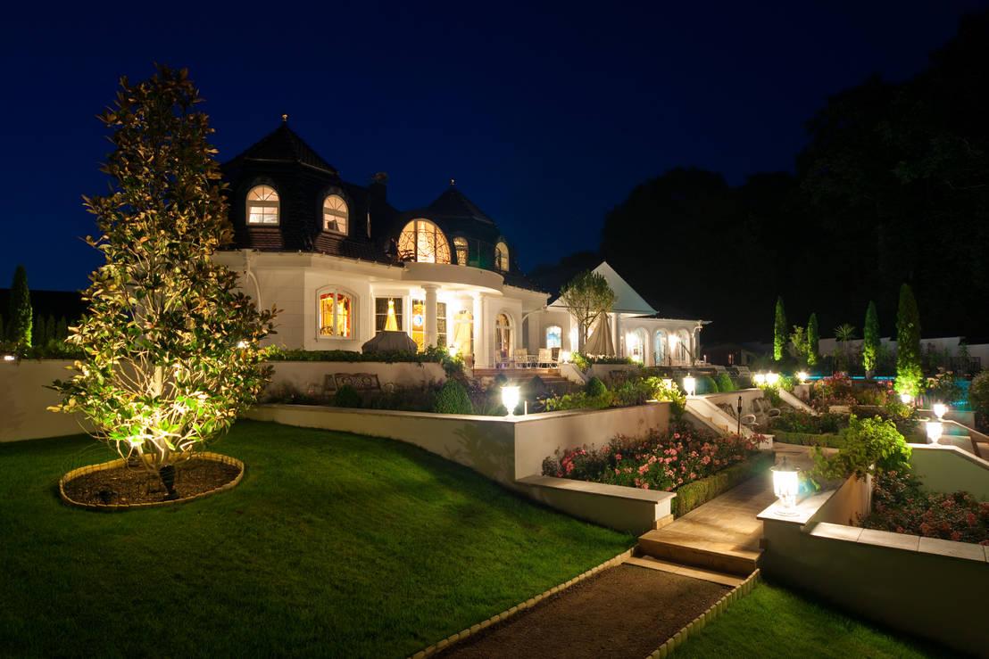 Luxusvilla orientalischer stil innenarchitektur for Innenarchitektur leipzig