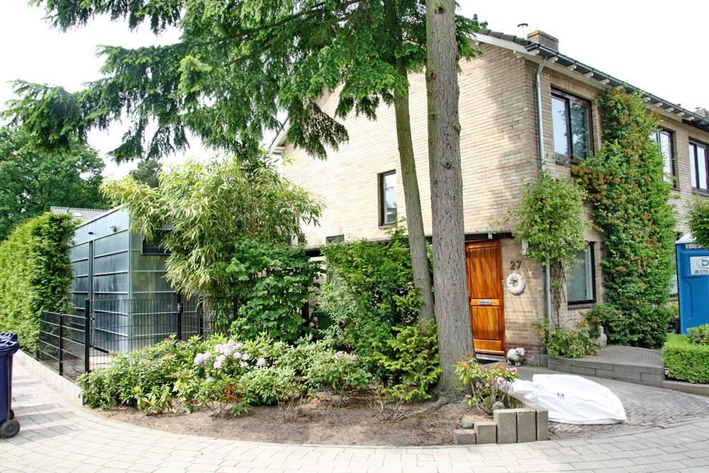 Voor na jaren 39 70 woning in soest kreeg een moderne uitbouw - Voor na gerenoveerd huis ...