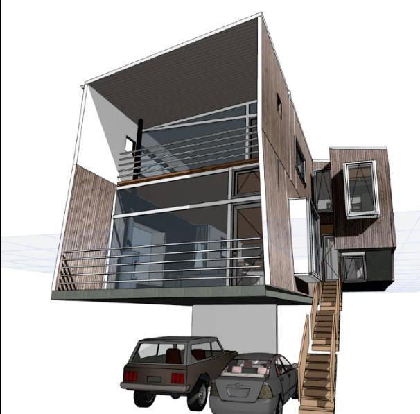 La construcci n de una casa prefabricada del dise o al - Construccion de una casa ...