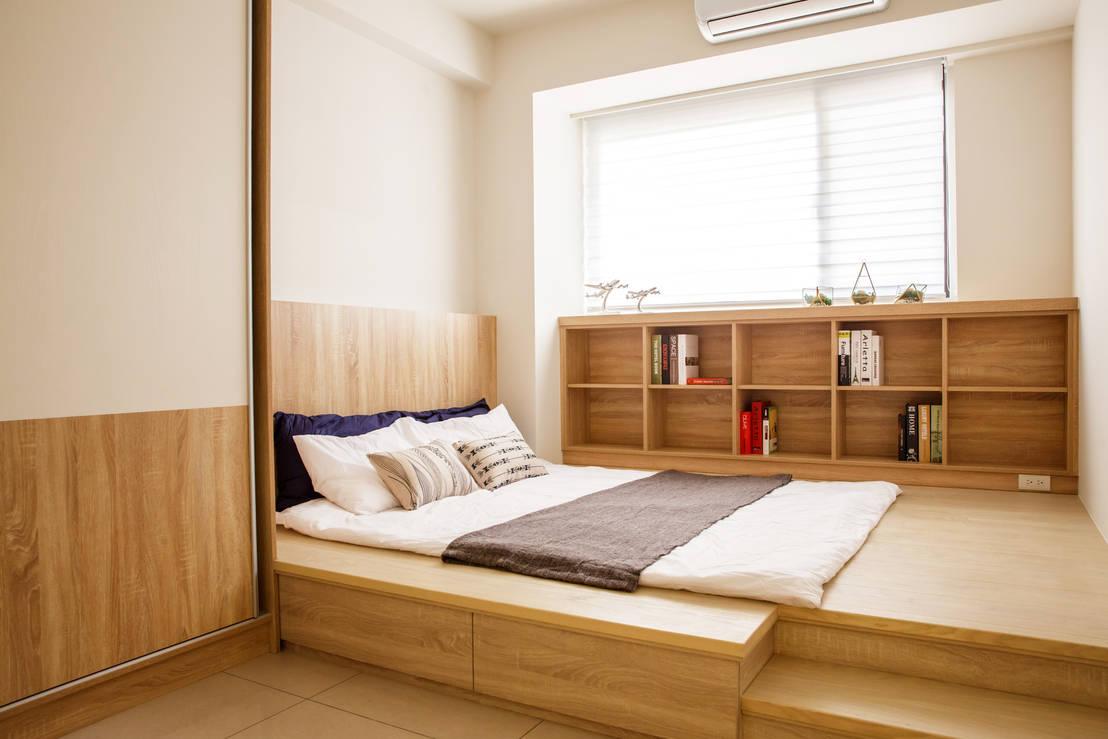 7 segreti per tenere sempre tutto in ordine - Camera da letto doppia ...
