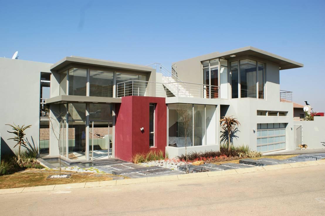 New House Design Photos: House In Kyalami By Essar Design