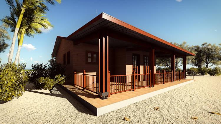 Casa prefabricada en madera con planos y todo - Foro casas prefabricadas ...