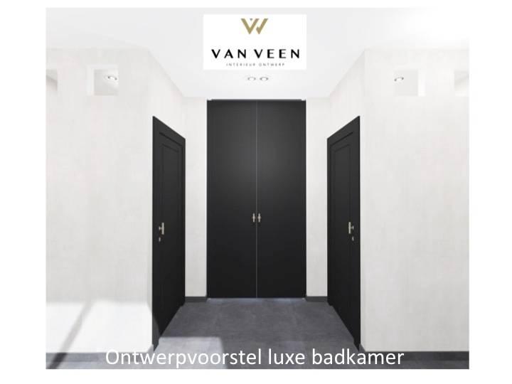 Luxe Badkamer Interieur : Ruime luxe badkamer door van veen interieur ontwerp homify