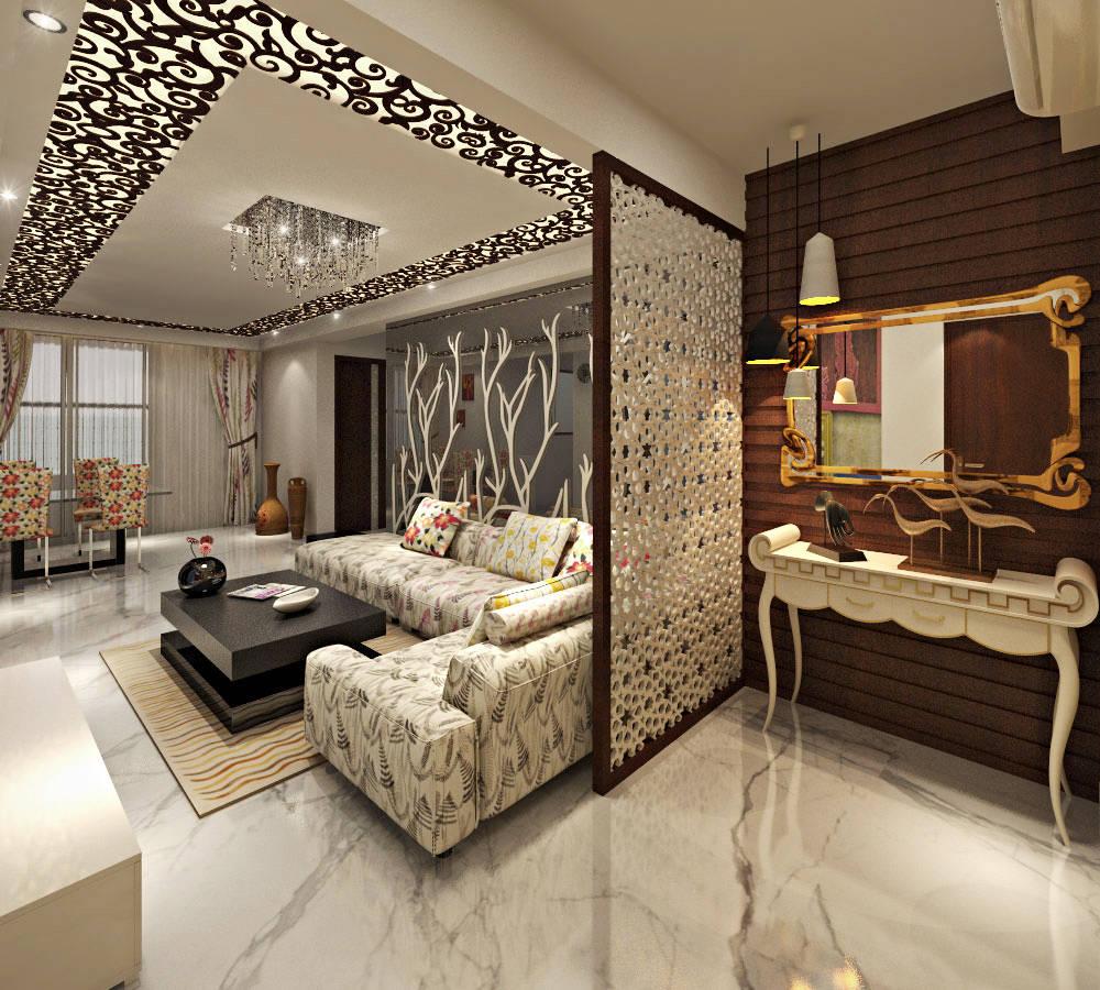 3bhk flat interior design and decorate at alwar de design for Design consultant