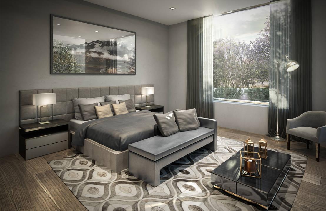 23 quartos perfeitos para inspirar a decora o do seu for Decoracion de recamaras principales modernas