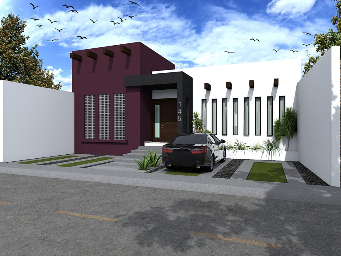 Casa mj 145 de residenza by diego bibbiani homify for Homify casas
