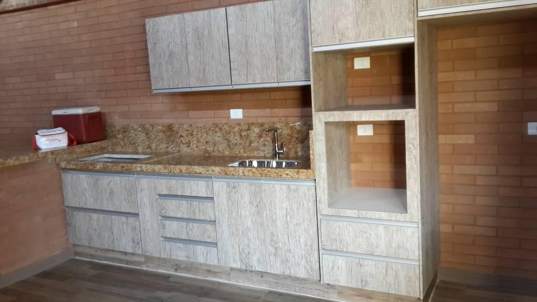 C mo planificar una cocina r stica - Planificar una cocina ...