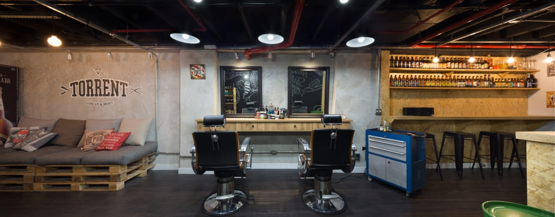 barberia torrent por daniel carvalho arquiteto