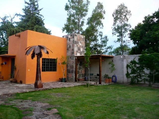 Casa de campo en villas de galindo de alberto m saavedra for Homify casas de campo
