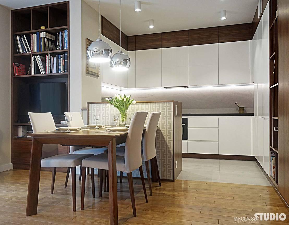 Un appartamento dove classico e moderno si trovano alla for Classico e moderno