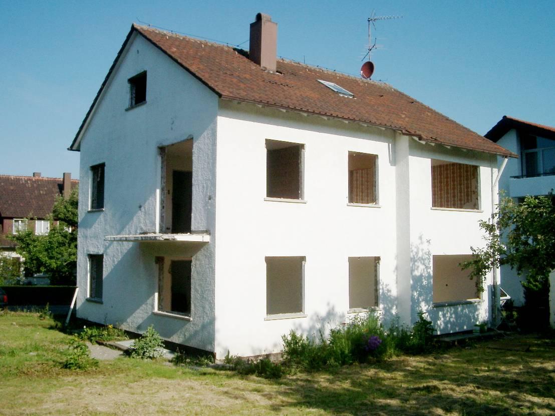 Voor en na van saaie jaren 50 woning naar modern huis - Oud en modern huis ...
