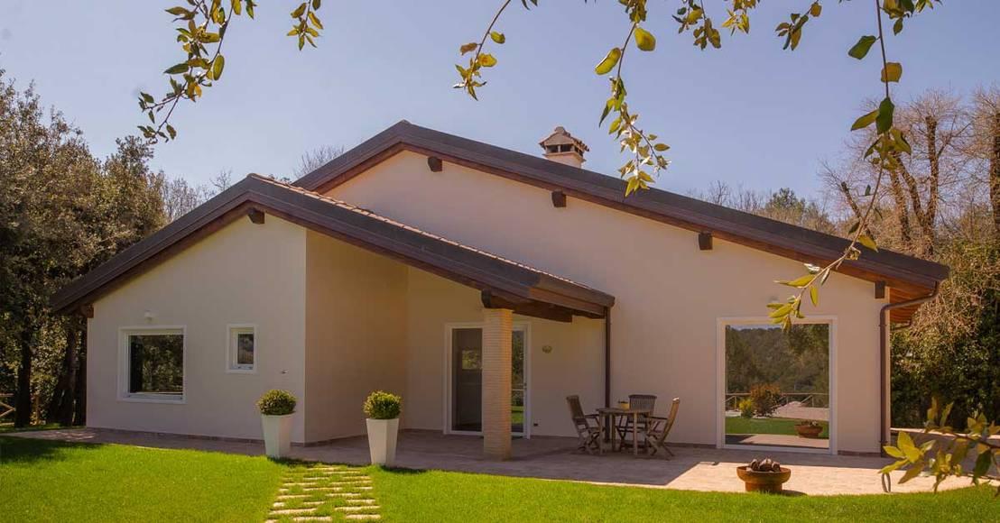 Casa In Legno Terni Von Costantini Case In Legno Homify