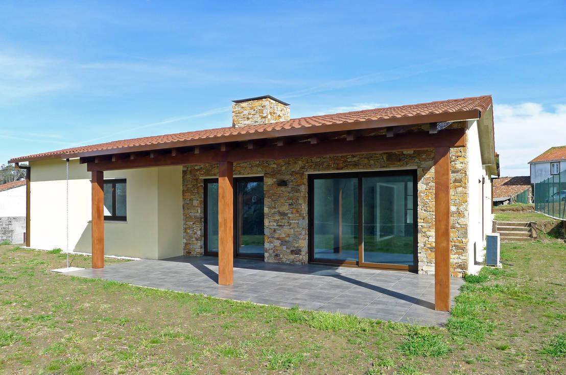 Top 5 casas de campo construidas con amor y cuidado for Casa del merluzzo del capo con portico