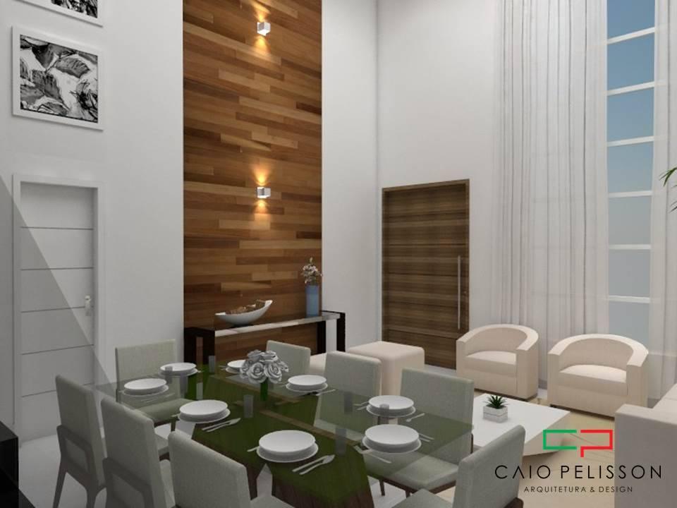 Projeto decoracao design interiores casa sobrado estilo for Casas estilo moderno interiores