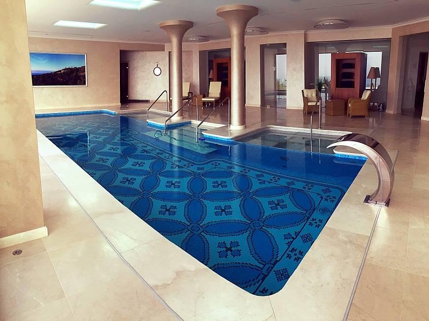 Proyecto spa etoiles blue de piscinas godo homify for W piscinas