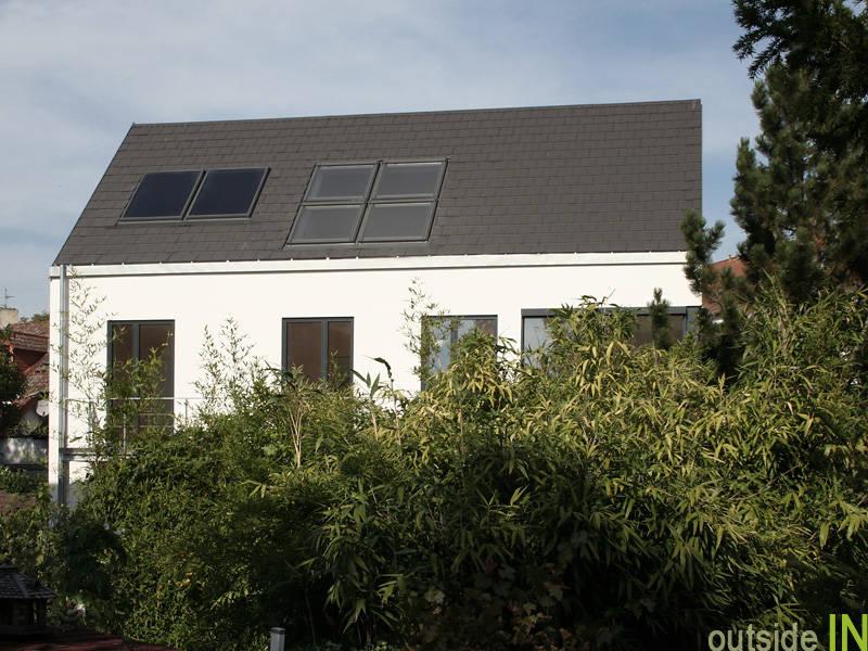 Amüsant Innenarchitekt Wiesbaden Ideen Von Neubau : Moderne Häuser Von Outsidein |