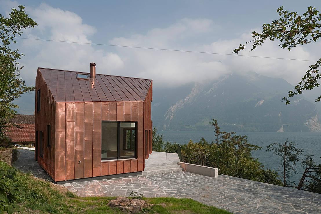 ein ferienhaus der besonderen art. Black Bedroom Furniture Sets. Home Design Ideas