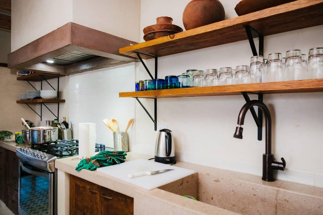 Cocinas econ micas c mo hacer una for Cocinas modulares economicas