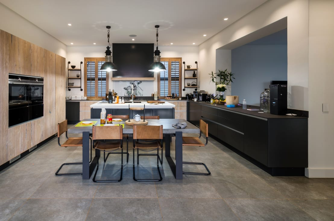 9 Stylish Eat In South African Kitchens For Inspiration