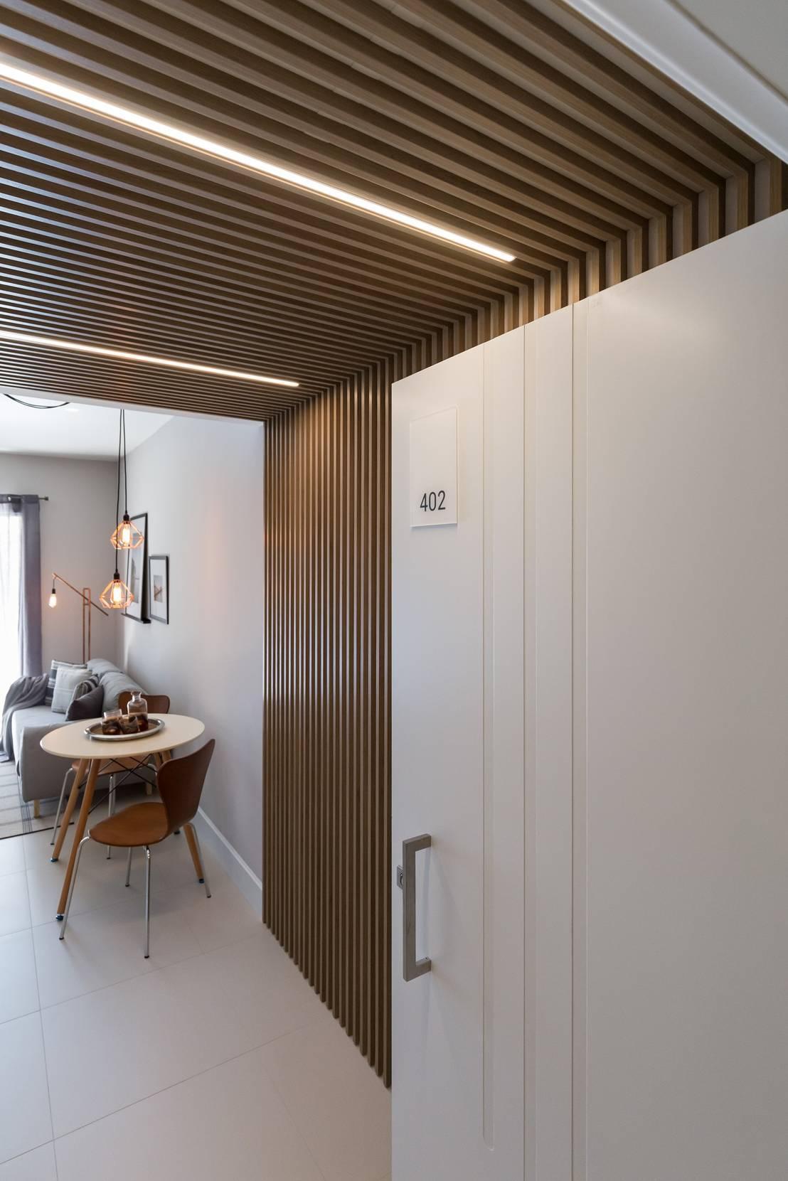 Apartamento Compacto Estilo Industrial Vintage Por Studio Cinque