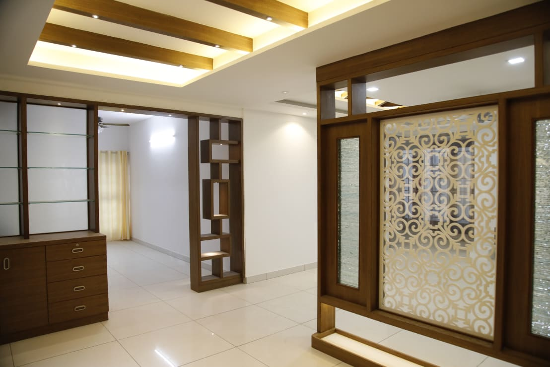 Complete 3 bhk apartment interiors in b 4 304 laa for Apartment design and development ltd