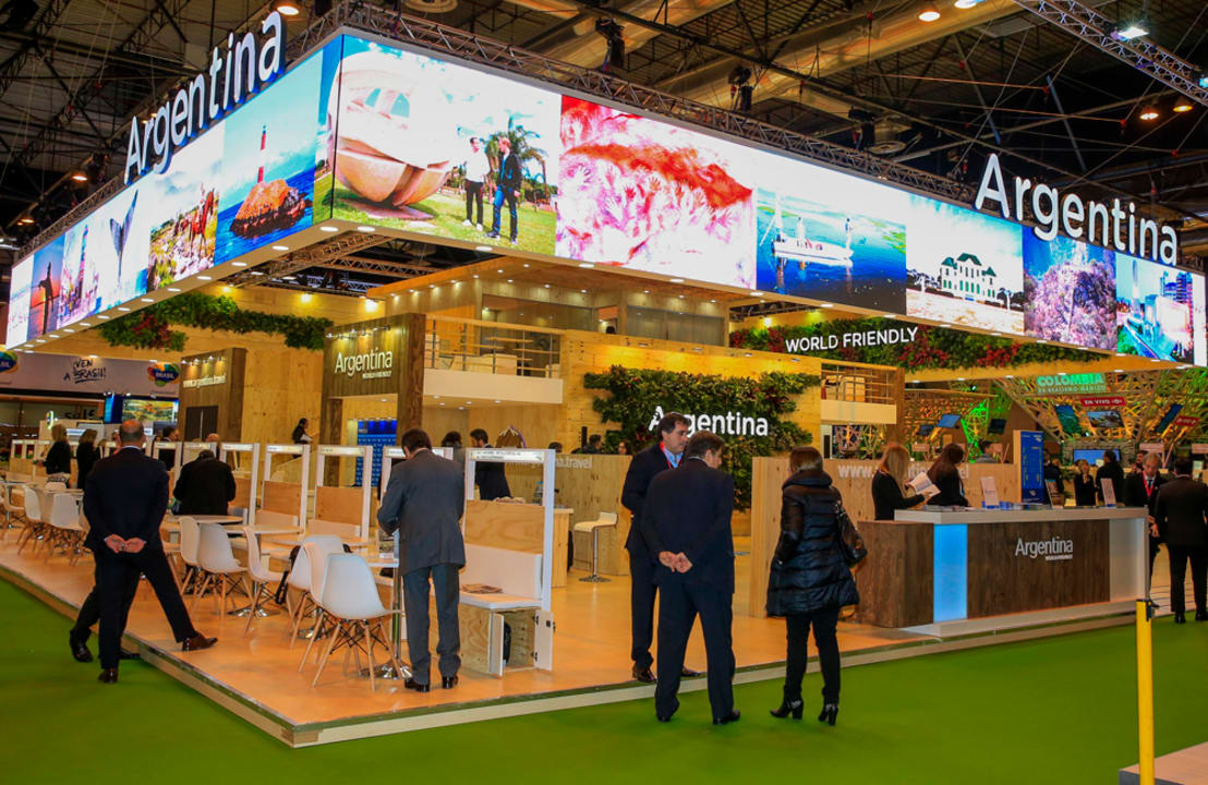 Stand argentina fitur 2017 by sand decor homify for Homify argentina