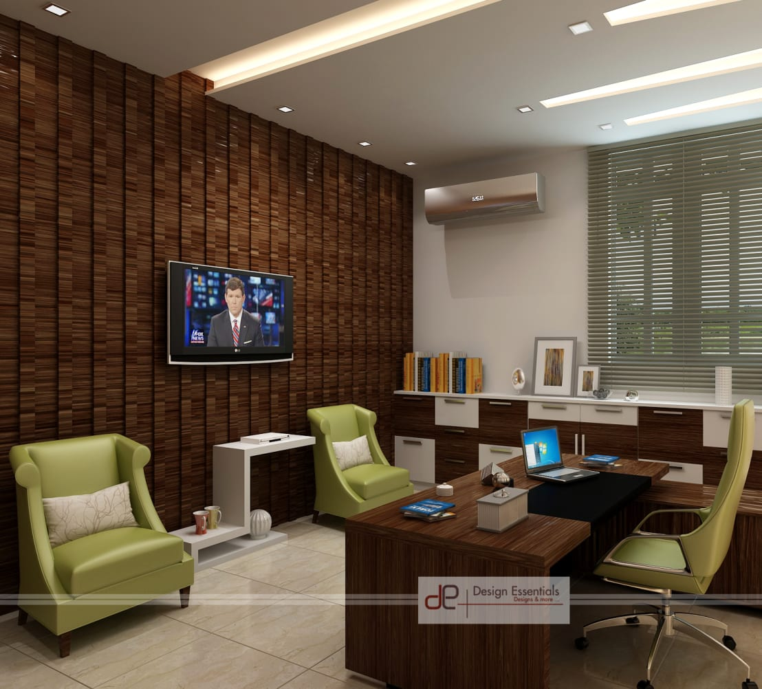 A stunning and inviting office in noida