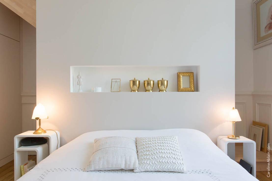 Testiere del letto con idee semplici ma molto originali - Testiere letto originali ...