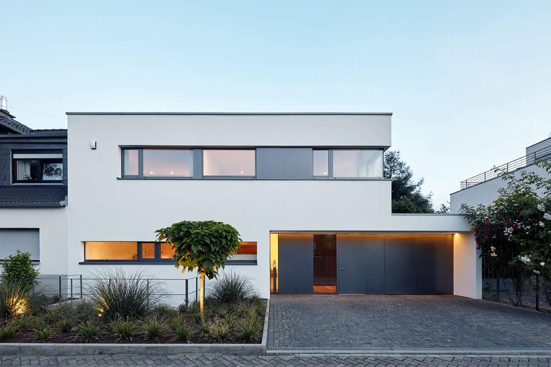 Falke Architekten Köln haus b in köln müngersdorf by falke architekten homify