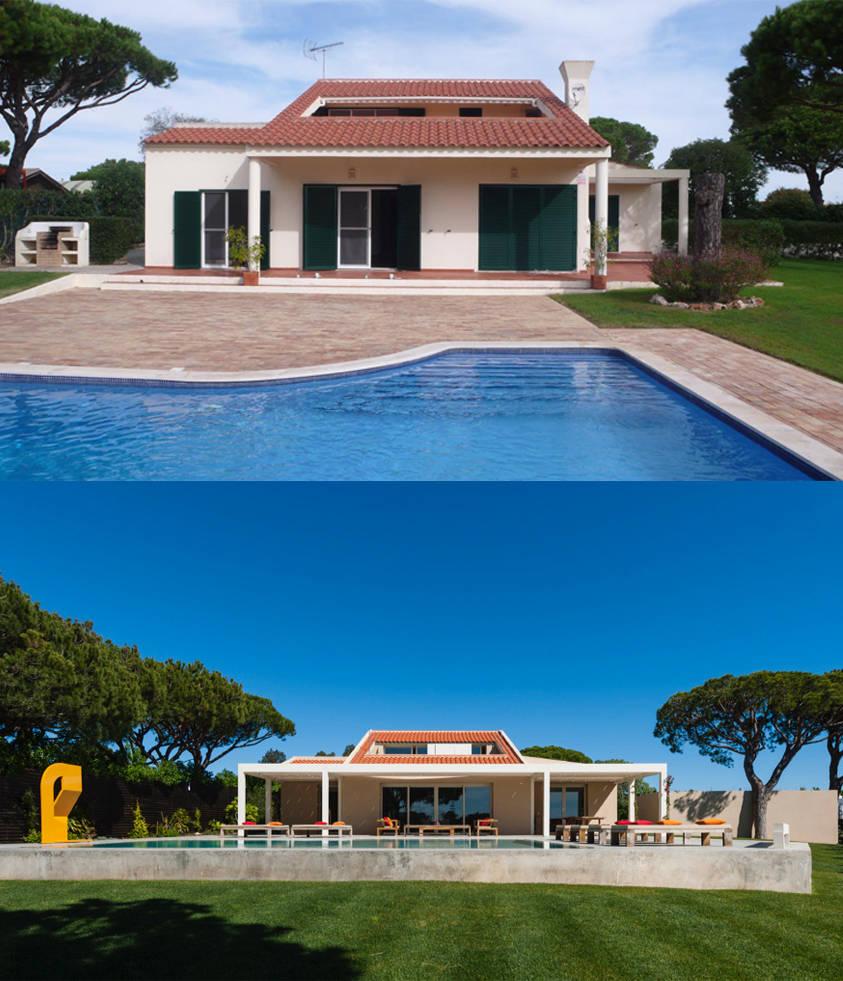 Prima e dopo una casa perfetta per tutta la famiglia for Come trovare la casa perfetta