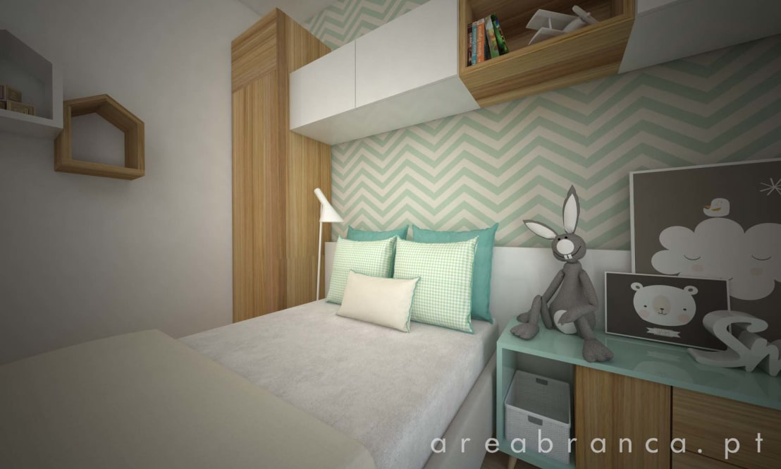 projeto mp von areabranca homify. Black Bedroom Furniture Sets. Home Design Ideas