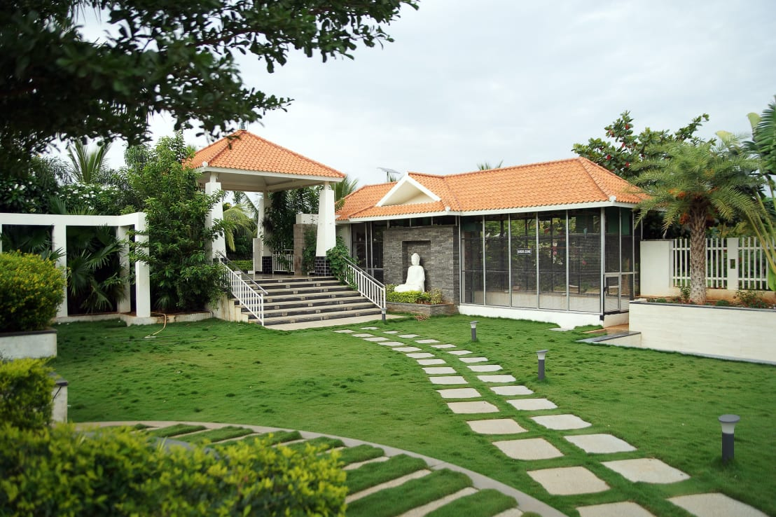 This farm house in Hyderabad is an oasis of calm - photo#2
