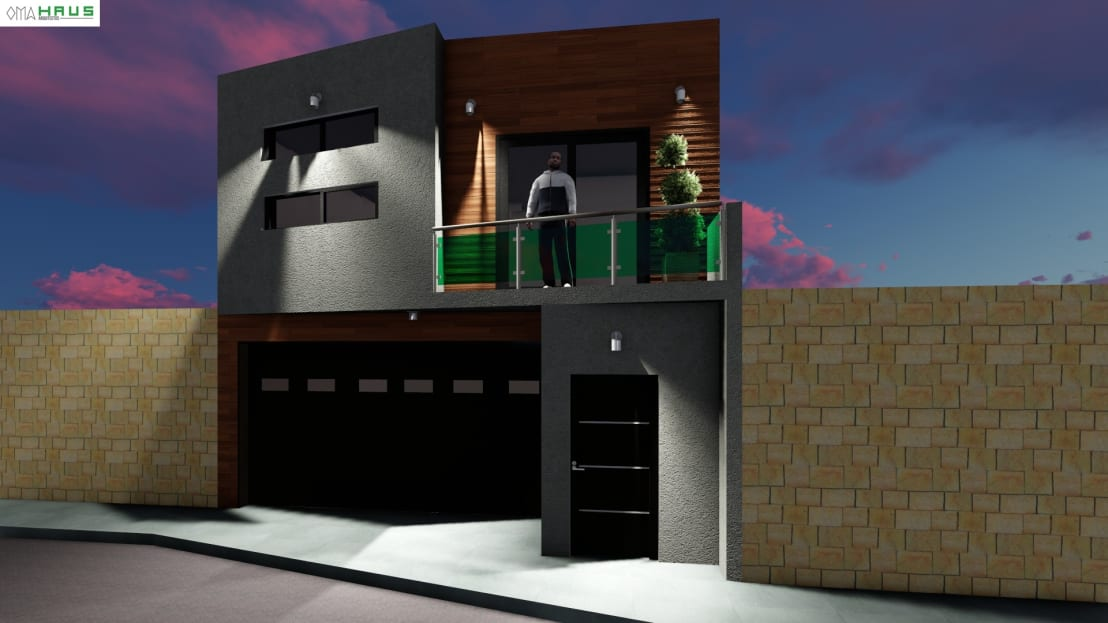 Departamentos Duplex LS by OmaHaus Arquitectos | homify